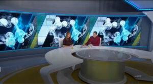 Интервю с Иван Кънчев по БНТ1, Денят започва
