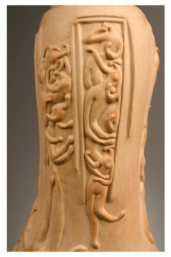 """Съд за нищо 2"",2004, каменина, 49х30х20 см"